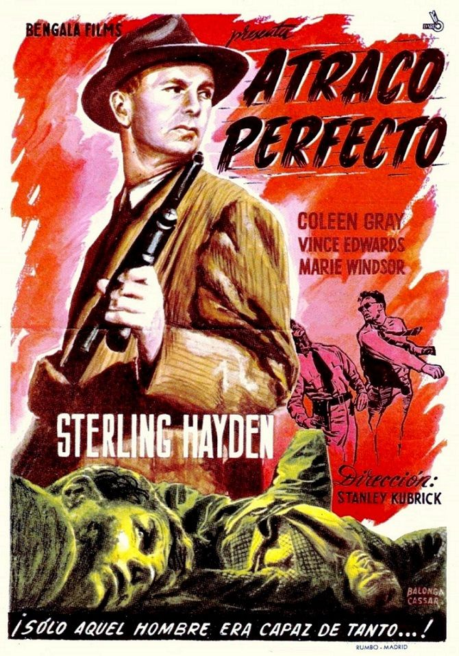 "Atraco perfecto (1956) ""The Killing"" de Stanley Kubrick - tt0049406"