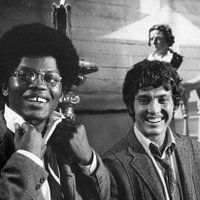 Michael Cole and Clarence Williams III in Mod Squad (1968)