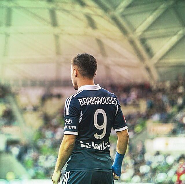 Kosta Barbarouses - 9 Melbourne Victory