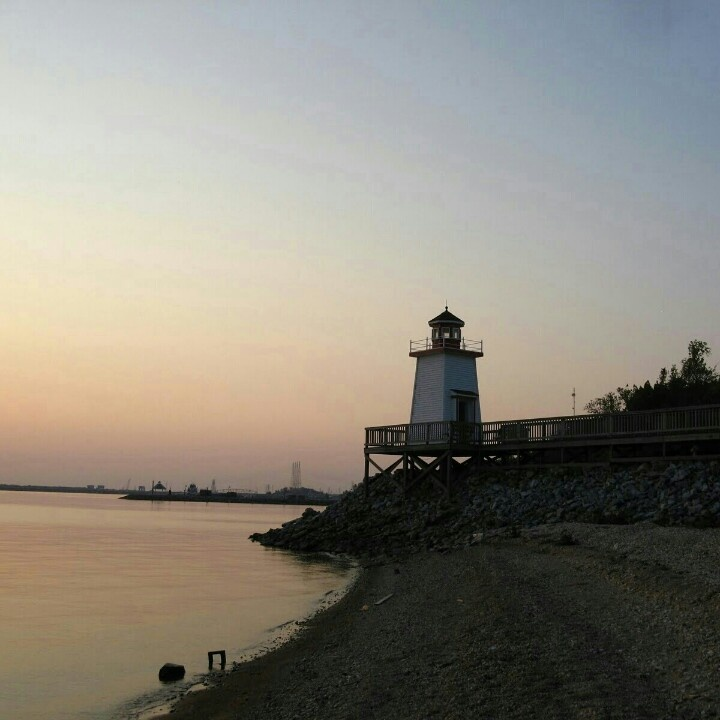 Lighthouse landing Grand Rivers KyLand Marina, Land Grand, Lighthouses Land, Nearby Site