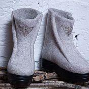 Купить или заказать Валяные ботинки Runners в интернет магазине на Ярмарке Мастеров. С доставкой по России и СНГ. Срок изготовления: от 7-10 дней. Материалы: 100% шерсть, бергшаф. Размер: Любой на заказ