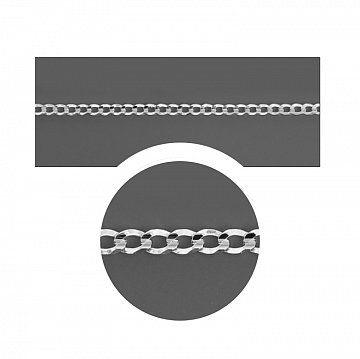 SREBRNY ŁAŃCUSZEK PD050 _ 50 - Materiał: Srebro pr. 925    Długość: 50 cm    Zapięcie: karabińczyk    Kod produktu: PD050 _ 50  ...
