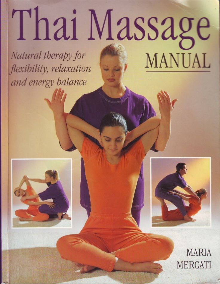Check out traditional Thai Massage! Treat your muscles! Don't forget to heat and ice! www.customcoldpacks.com