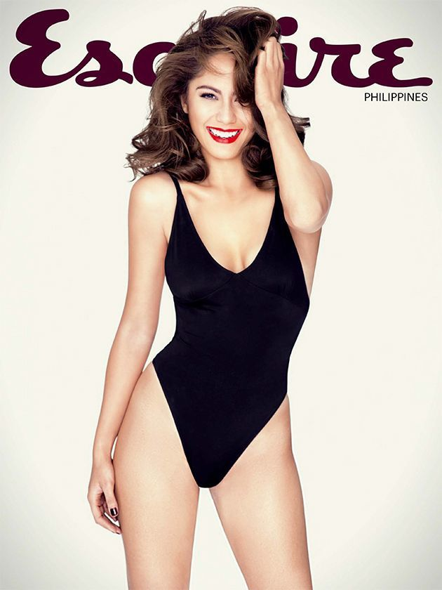 Esquire Magazine [Philippines] (September 2013) Jessy Mendiola