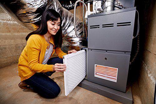 2-Pack Micro Allergen Defense Filtrete MPR 1000 20x25x1 AC Furnace Air Filter