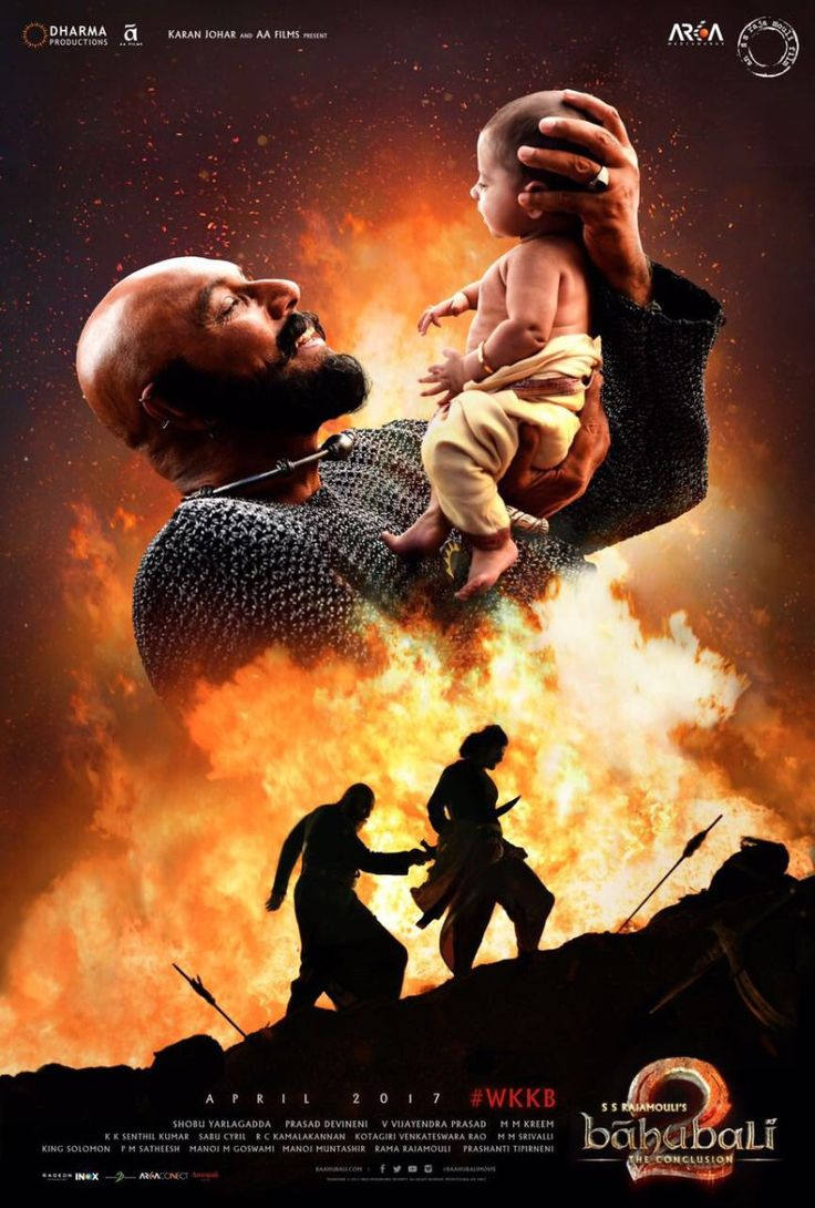 Baahubali 2: The Conclusion Official Trailer