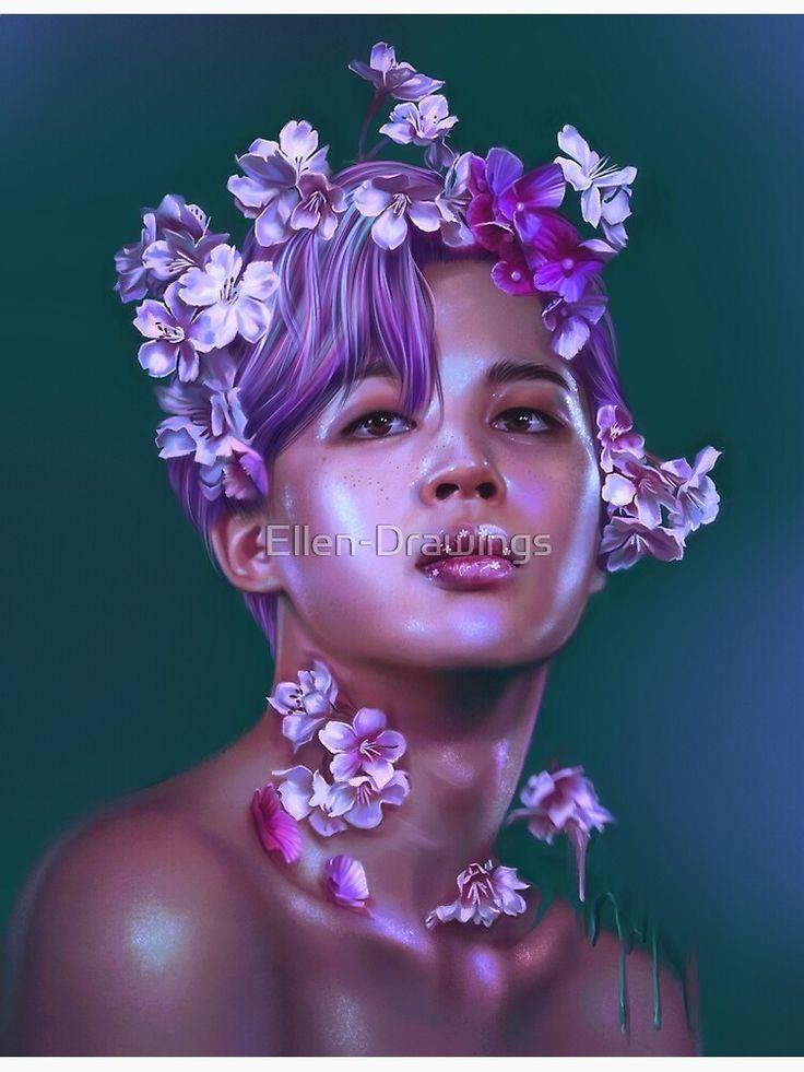 flower t shirt boy