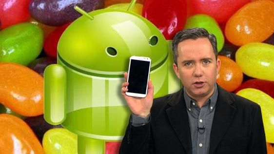 CNET's top-rated smartphones running Android 4.1 Jelly Bean