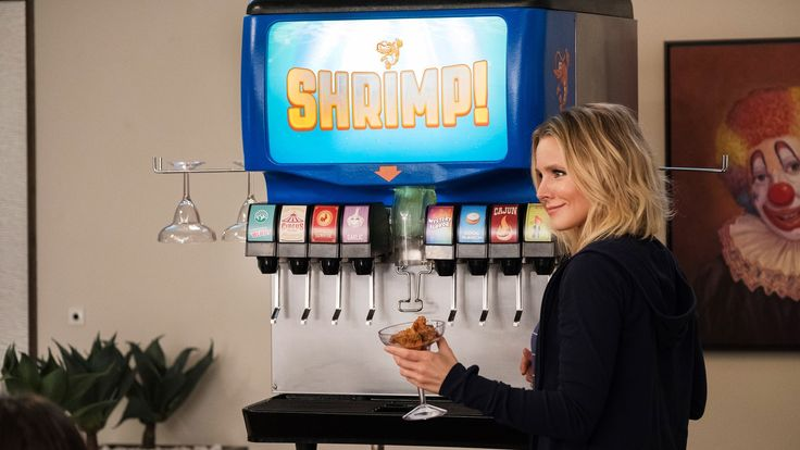 How The Good Place Gets Its Weird, Magical Food Amram spent over six hours at a coffee shop drafting the script, sprinkling the episode with some of the best food puns a TV show has ever seen. In one version of Michael's rebooted universe, the neighborhood is filled with pastry shops, with names ...and more » #episode #food #coffee #recipes , #goodfood , #eat , http://readr.me/o6tp8