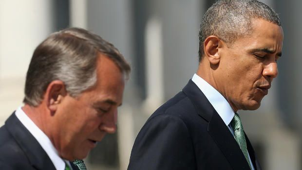 "Boehner v. Obama: House lawsuit brings new twist to familiar conflict -- ""Historically, when presidents have overstepped, or when presidents have been accused of overstepping their authority, those lawsuits are filed by actual plaintiffs who have been harmed"" by executive actions, John Hudak, an expert on presidential powers from the Brookings Institution, said to CBS News. ""One branch suing another branch is a very odd approach to this."""