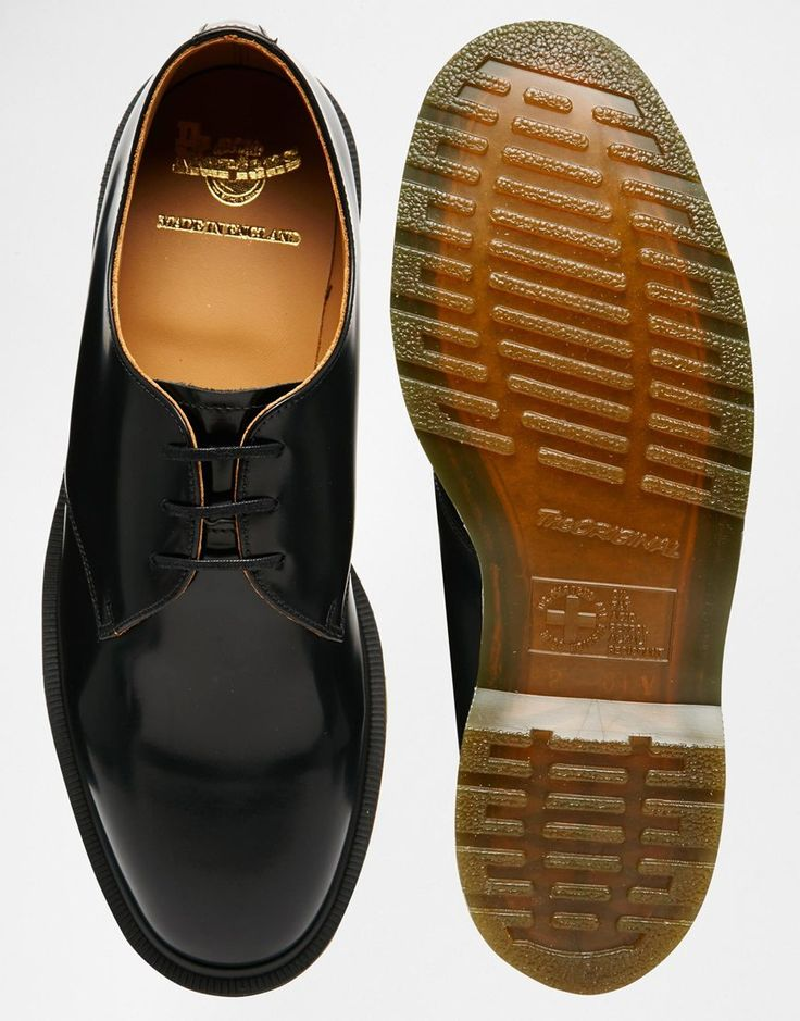 Image 2 ofDr Martens Made in England Steed Shoes