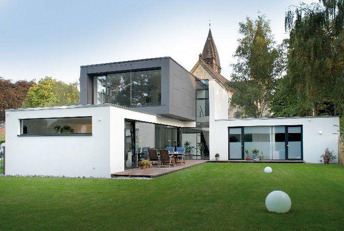 Luxuriöses Architektenhaus – gebaut mit KS Original | Haus & Bau | zuhause3.de