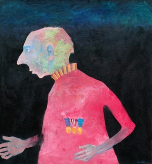 Mel McCuddin, Spokane artist found via Susan Melrath