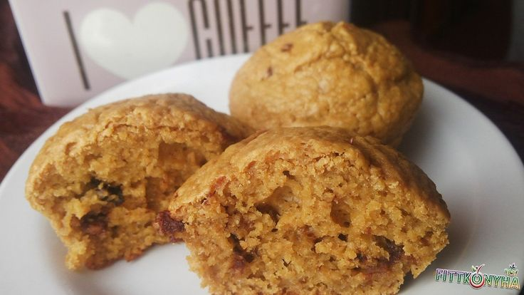Kávés csokis muffin