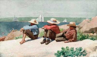 Winslow Homer - Auction Images and prices realized for Winslow Homer