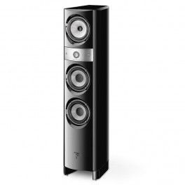 Tthe 1028 Be high end floorstanding speaker: superb bass with the dual port Powerflow system. Available from www.theaudioworks.co.uk Price: £5,330.00 #focal #speaker