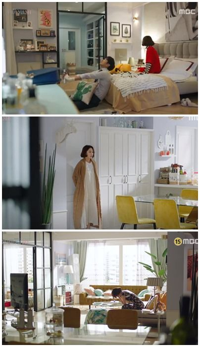 """Girls' apartment in drama """"20th Century Boy and Girl"""" #""""20thCenturyBoyandGirl"""", #kdrama, #girls'apartment"""