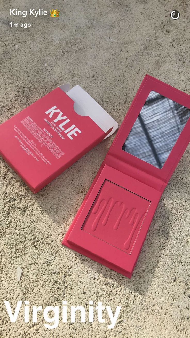 "Kylie Cosmetics Blush in ""Virginity"" DISCOVER PRODUCTS FOR A LIFE WELL LIVED. $200 VALUE for ONLY $49.99 Full-size, premium products delivered 4x per year. FREE SHIPPING within the Continental U.S."