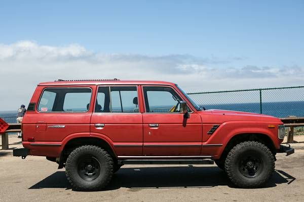 1989 Toyota Land Cruiser FJ62 - Everything FJ60. Dream project car. Only thing that would make me give up my jeep cherokee