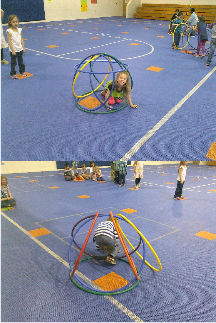 Awesome Hula-Hut Relay activity by J.D. Hughes!! Read here for how to organize…