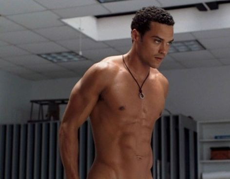 Jesse Williams. Oh dear god, yes.