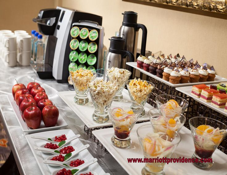 From check in for your group to each coffee break, every detail of your conference is designed to make you successful and productive.