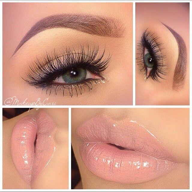 Appropriate makeup