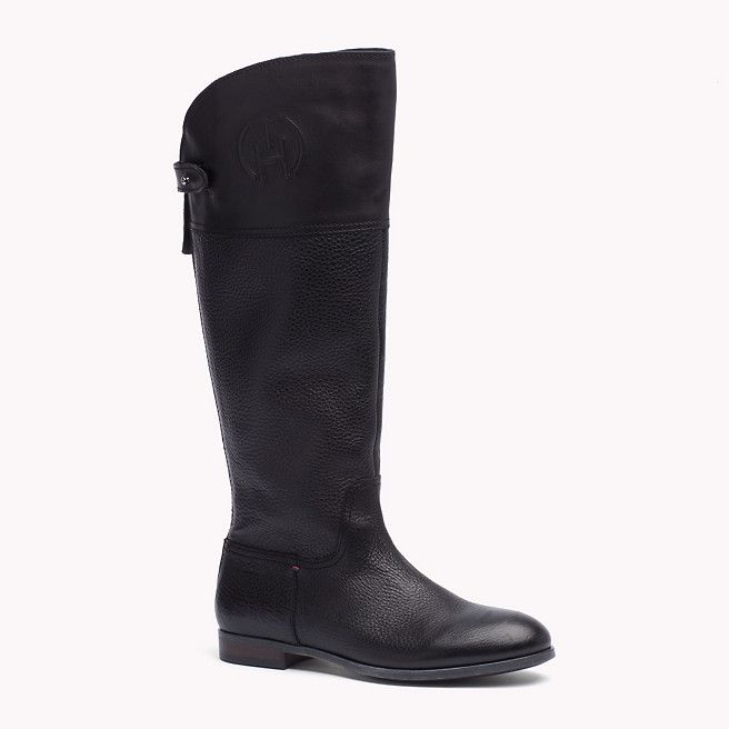 Tommy Hilfiger Billie Boot - black (Black) - Tommy Hilfiger Boots - main image