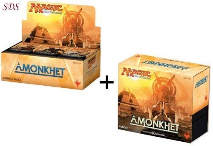 Amonkhet Booster Box Bundle Magic MTG Combo Egyptian Pack Factory Sealed NEW  | Toys & Hobbies, Collectible Card Games, Magic: The Gathering | eBay!