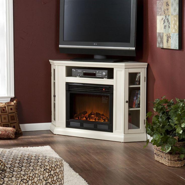43 best Corner Fireplace TV Stand images on Pinterest | Corner ...