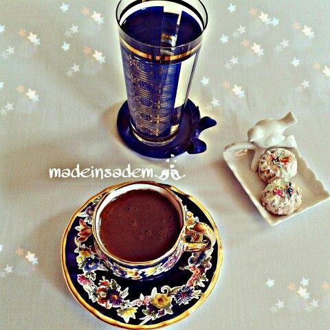 parfe ile Kahve molasi
