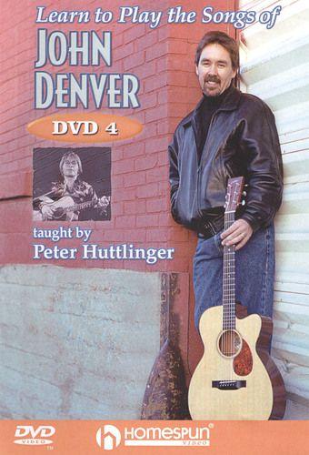 Pete Huttlinger: Learn to Play the Songs of John Denver, Vol. 4 [DVD] [2008]