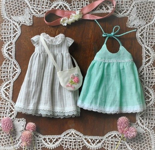 Doll summer dresses