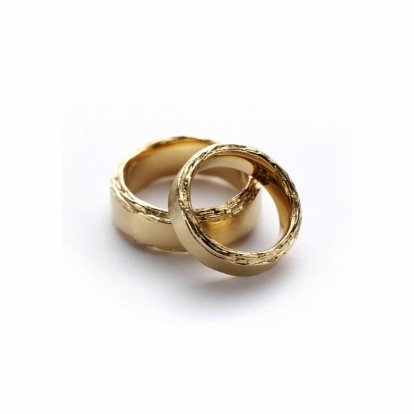 Wedding rings, Trine Wilkens, Aarhus, Denmark, #Design, #Fashion, #Jewellery, #Weddingrings, #Wedding #Aarhus