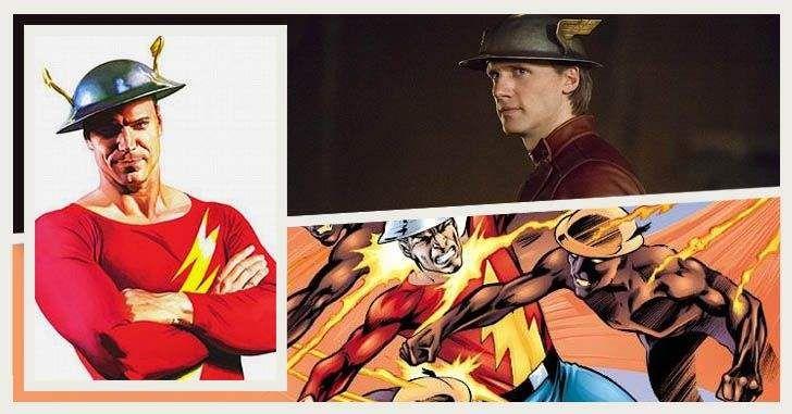 Depois de aparecer na segunda temporada de The Flash, Jay Garrick tem conquistado um espaço especial no coração dos novos e velhos fãs dos velocistas da DC Comics. Confira10 Fatos e curiosidades sobreo Flash da Era de Ouro!