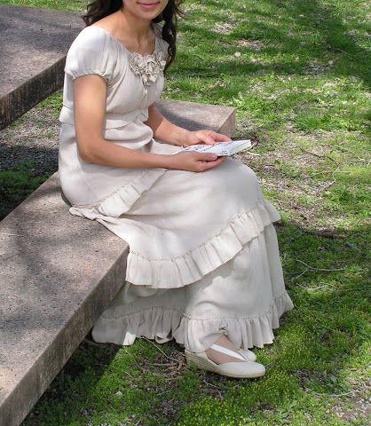 Tea Rose Home: JCrew Inspired Dress Tutorial