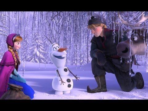 Disney's FROZEN trailer 2!! It looks SOOOOOOO GOOD! Ah man! SO EXCITED! Midnight showing anyone?! :D