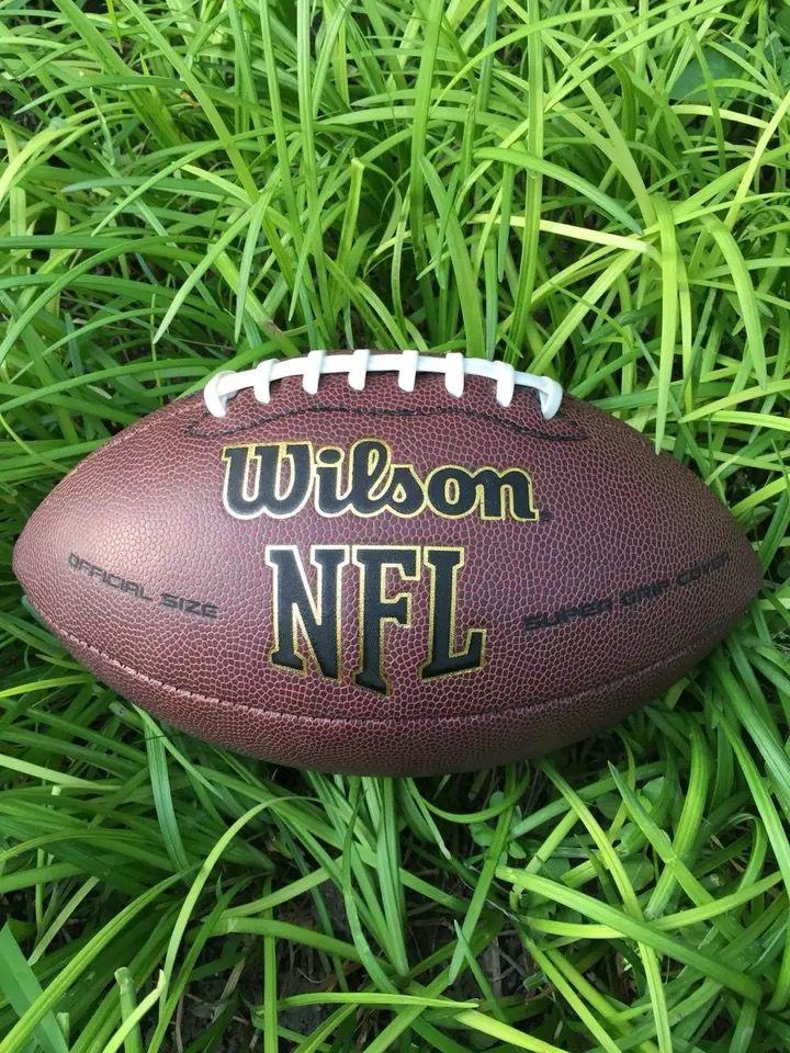 Marca oficial de fútbol Americano, pelota de rugby, futbol americano, niños tamaño 6, adulto tamaño 9 para traing y combinar, envío gratis