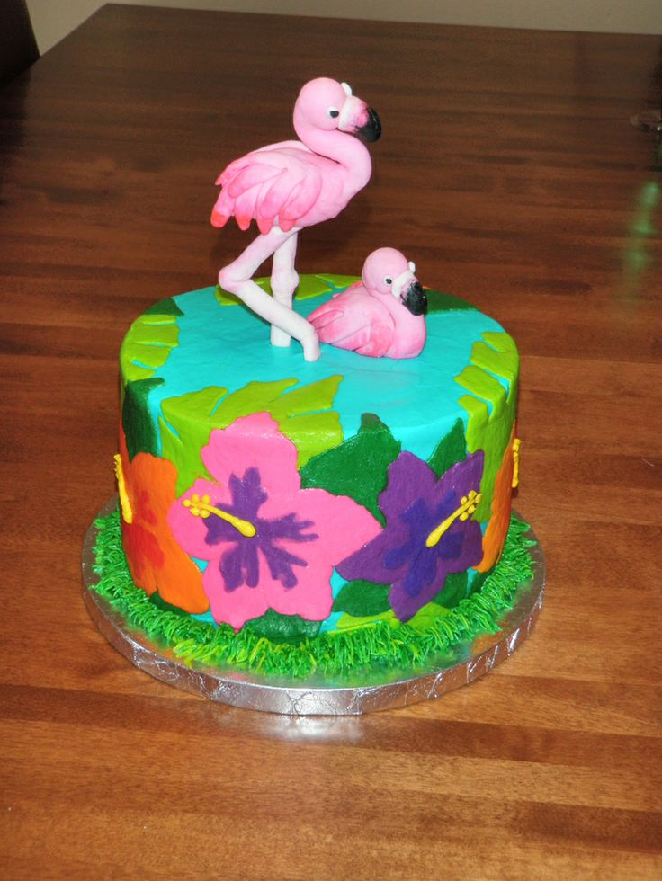40 Best Images About Flamingo Cakes On Pinterest Cake