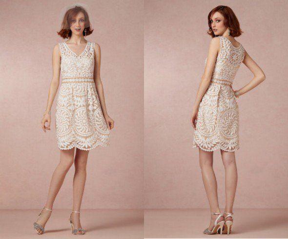 Backyard Wedding Dress Design Inspirations