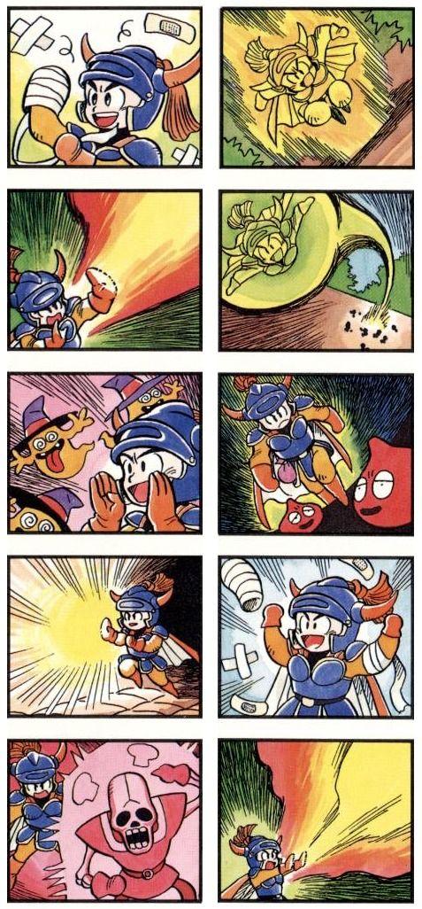 Dragon Quest Manga