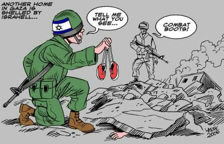 Israel killing children