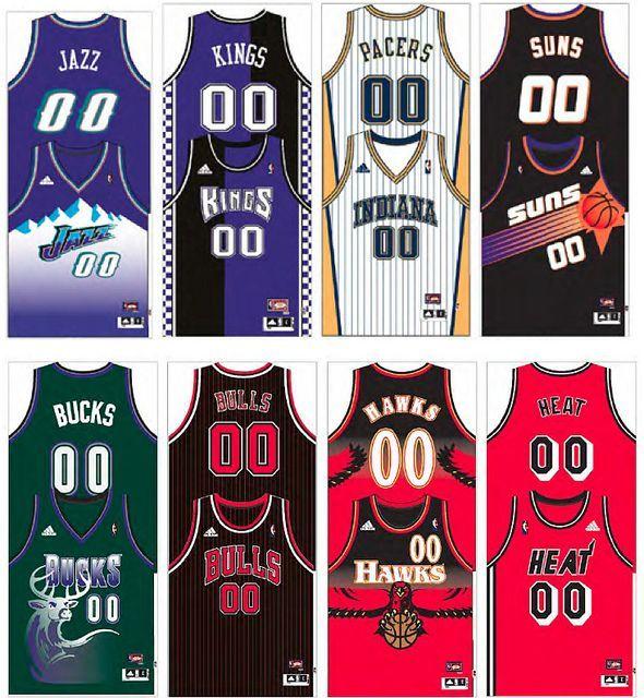 best nba jerseys of all time