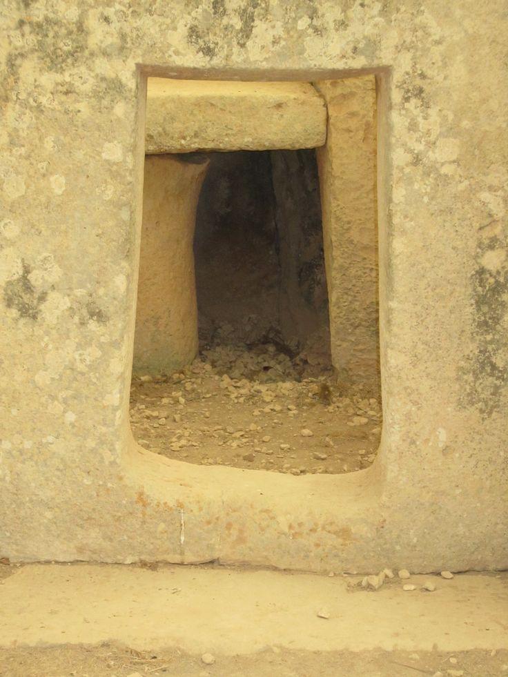 Prehistoric Door, Malta