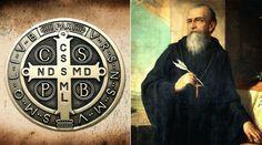 2 de julio: Se inicia la novena a San Benito, Patrón de Europa