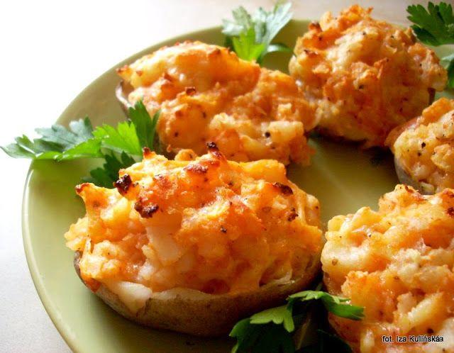 Smaczna Pyza sprawdzone przepisy kulinarne: Ziemniaki zapiekane z serem