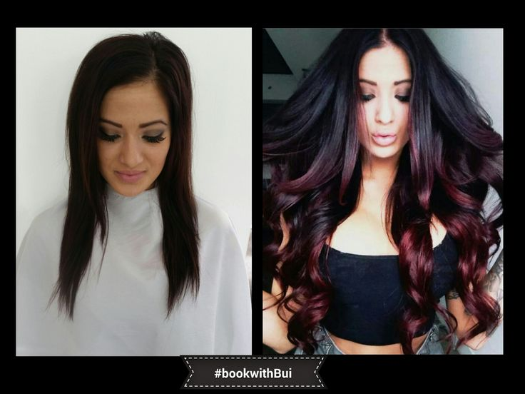19 Best Hair Bookwithbui Images On Pinterest Barber Salon Hair