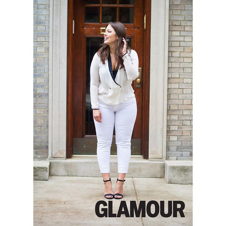"""Watch me talk about Everything You've Been Told Not To with @glamourmag! Click the link in my profile... #beautybeyondsize"""