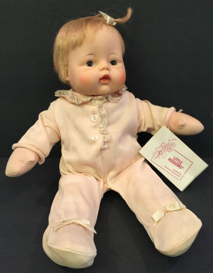 45 Best Dolls Vintage Images On Pinterest Baby