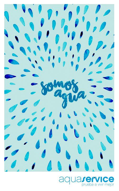 En el Día Mundial del Agua y siempre te recordamos que los seres humanos... ¡Somos Agua! Cuídate, cuídala: http://www.aquaservice.com/informacion/aquaservice-se-une-a-la-celebracion-del-dia-mundial-del-agua-2016/